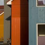 Houses Reitdiep Harbour